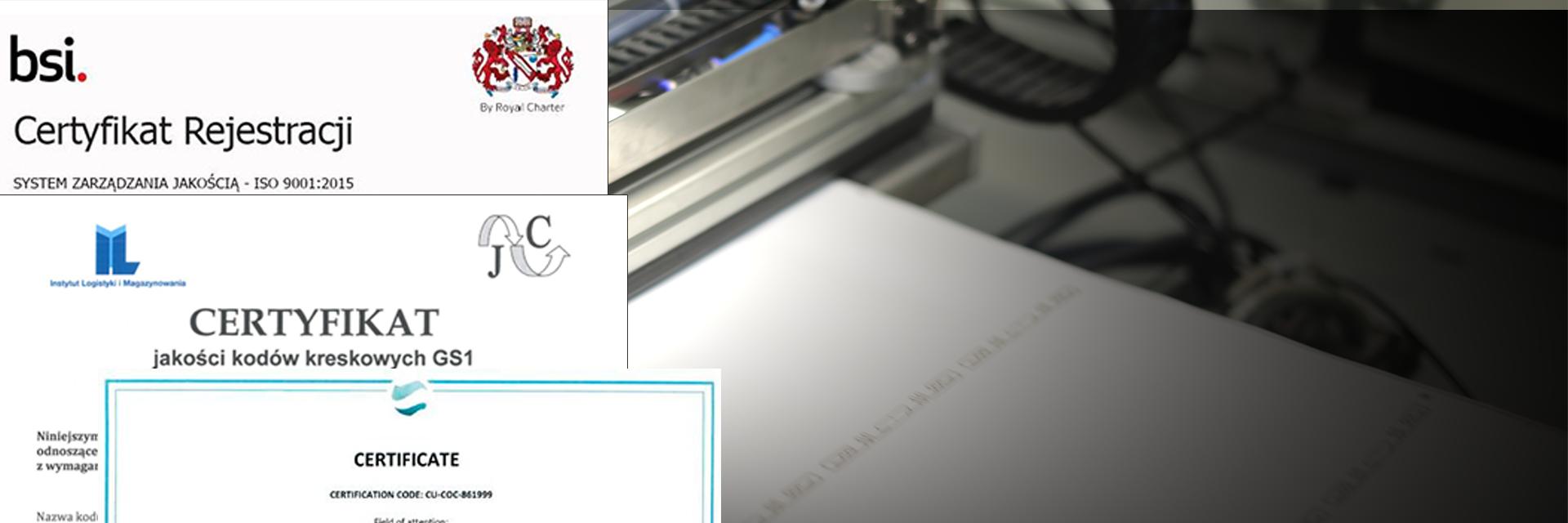 certyfikaty wordpress